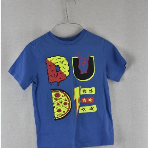 Boys Short Sleeve Shirt Size M