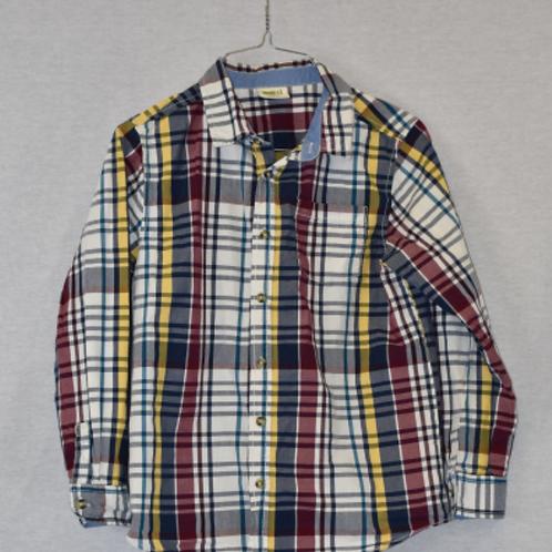 Boys Long Sleeve Shirt - Size Large