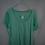 Thumbnail: Women's Short Sleeve Shirt, Size L