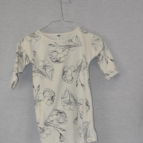 Girls Short Sleeve Shirt, Size XS