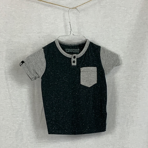 Boy's Short Sleeve Shirts Size-XS