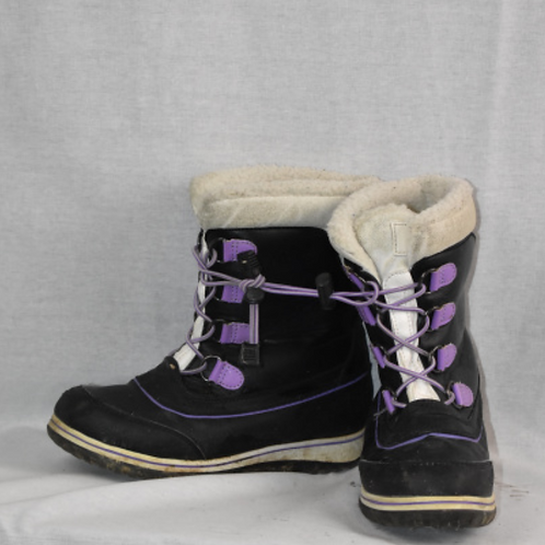 Girls Boots, Size 4