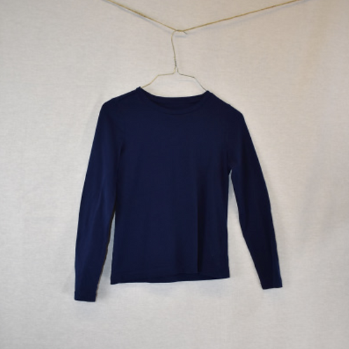 Girls Long Sleeve Shirt, Size : Large