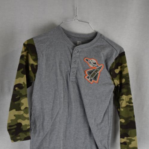Boys Long Sleeve Shirt Size 8