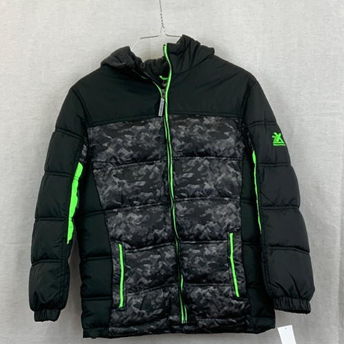 Boys. Winter Coat - Size M