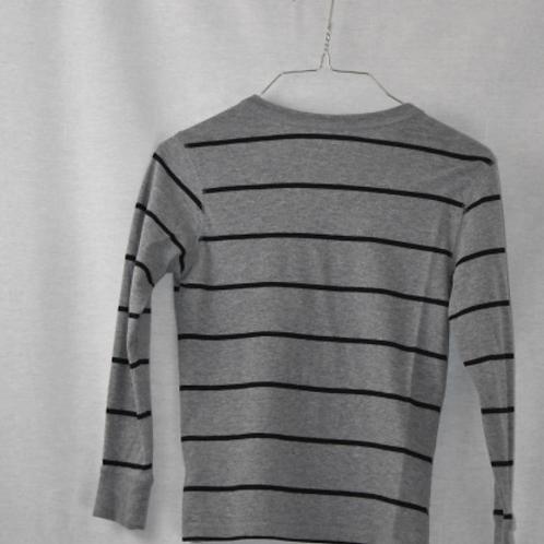 Boys Long Sleeve Shirt - M(8)