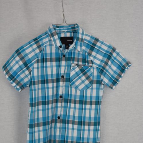 Boys Short Sleeve Shirt, Size 7