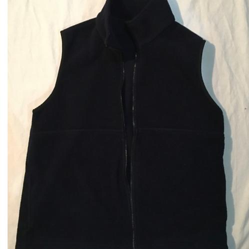 Mens Fleece Vest, Size M
