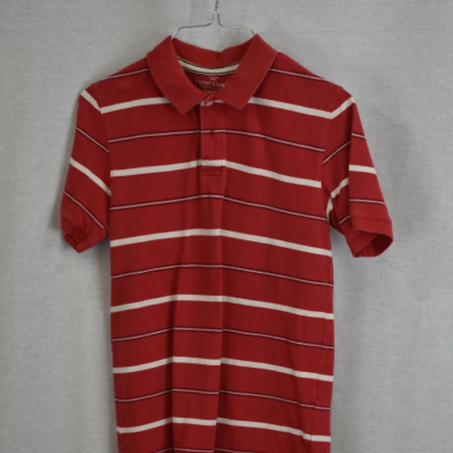 Boys Short Sleeve Shirt, Size L (10-12)