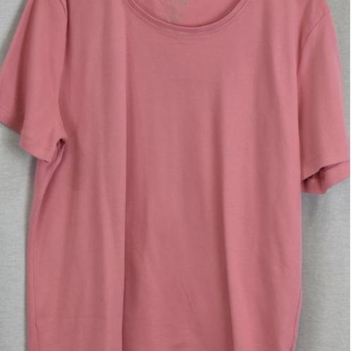 Womens Short Sleeve Shirt, Size XL (16-18)