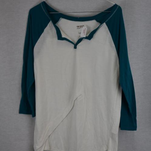 Girls Long Sleeve Shirt Size L