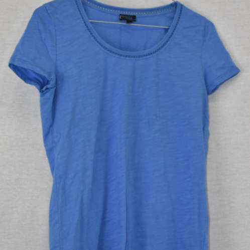 Girls Short Sleeve Shirt, Size S (Young Adult)