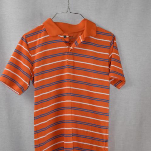 Boys Short Sleeve Shirt - Size L (10/12)