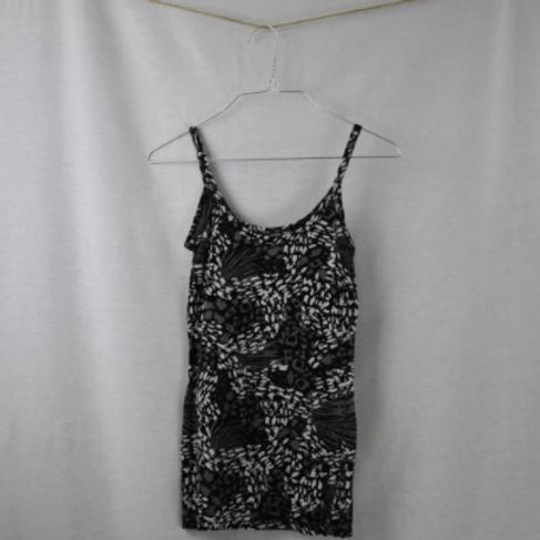 Womens Short Sleeve Shirt, Size S (3-5)