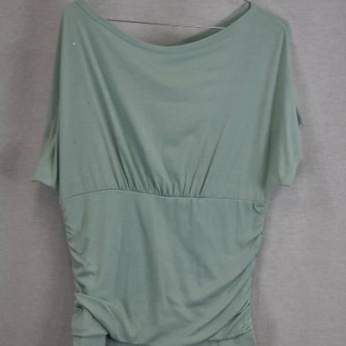 Womens Short Sleeve Shirt, Size M
