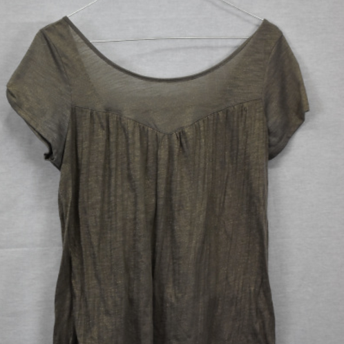 Women Short Sleeve Shirt Size S