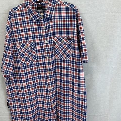 Mens Short Sleeve Shirt - Size XXL