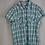 Thumbnail: Girls Short Sleeve Shirt, Size L