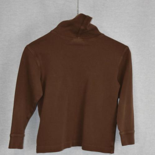 Boys Long Sleeve Shirt, Size S