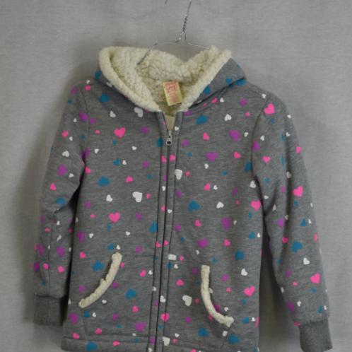Girls Coat, Size M (7-8)