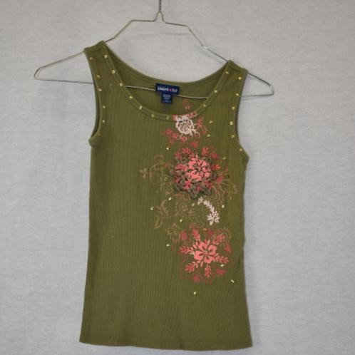 Girls Short Sleeve Shirt - Size 10
