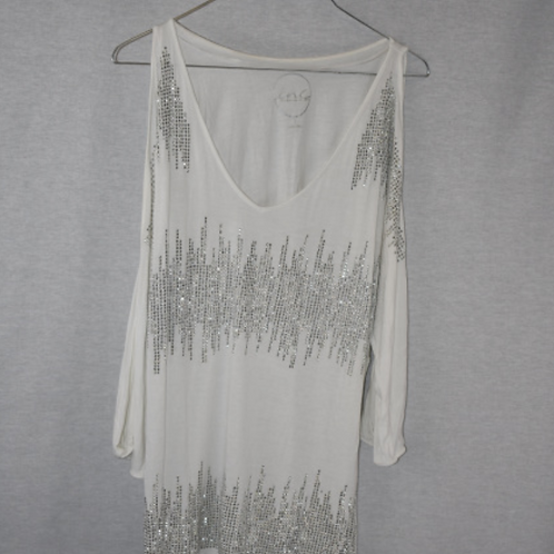 Women's Long Sleeve Shirt Size L