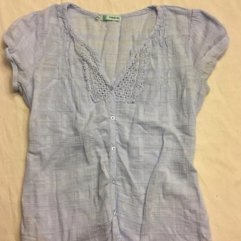 Women's Short-Sleeved Shirt, Size M