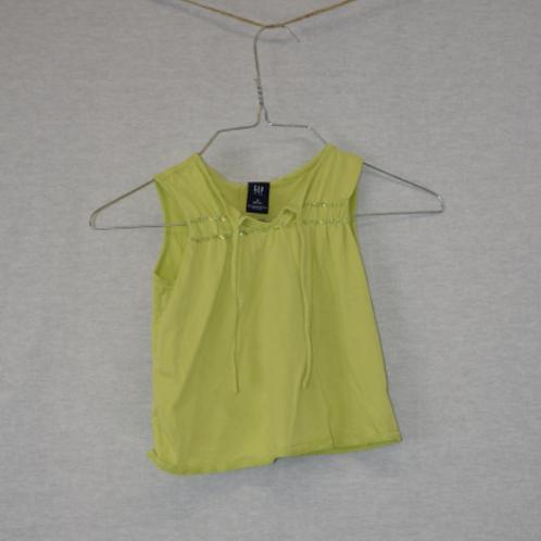 Girls Short Sleeve Shirt - Size S (6/7)