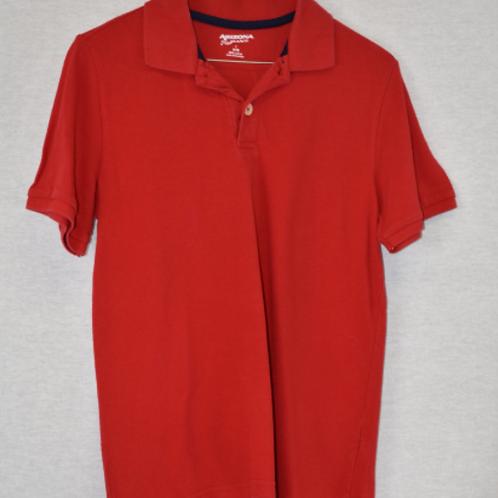 Boys Short Sleeve Shirt, Size L (14/16)