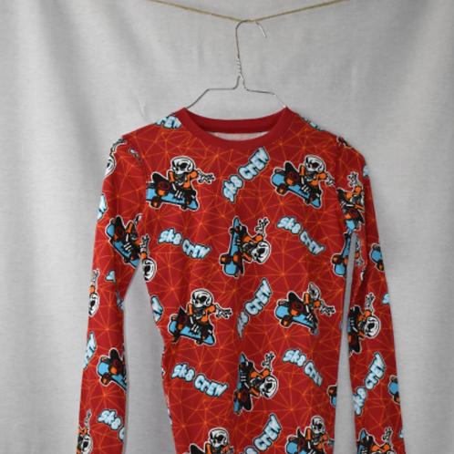 Boy's Pajamas - Size M
