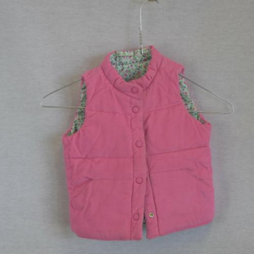Girls Winter Vest- Size 4