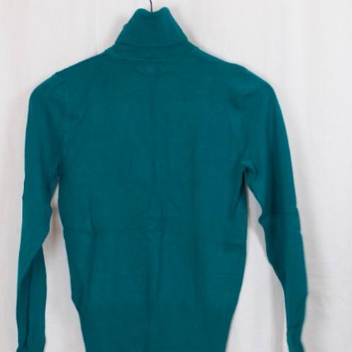 Women's Turtle Neck Sweater, Size S