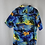 Thumbnail: Mens Short Sleeve Shirt Size L