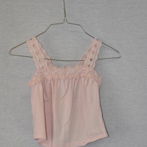 Girls Short Sleeve Shirt - Size XS