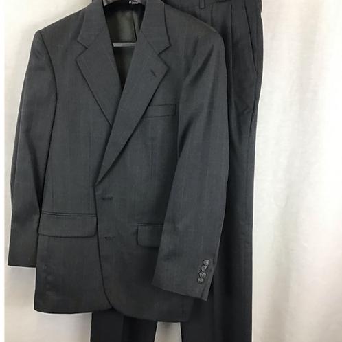 Mens Suit Jacket 38R Pants 34-30