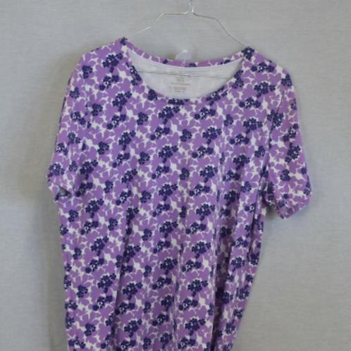 Womens Short Sleeve Shirt - 1X