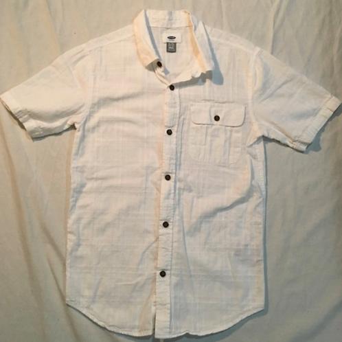 Girls Short Sleeve Shirt, Size XL