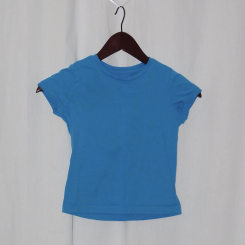 Girls Short Sleeve Shirt- Small