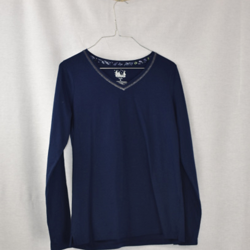 Women's Long Sleeve Shirt, Size: Small