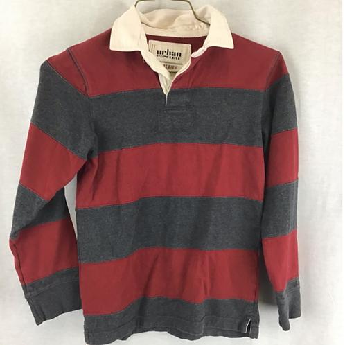 Boys Long Sleeve Shirt, size Medium