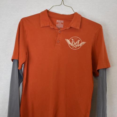 Boys Long Sleeve Shirt, Size L (12/14)