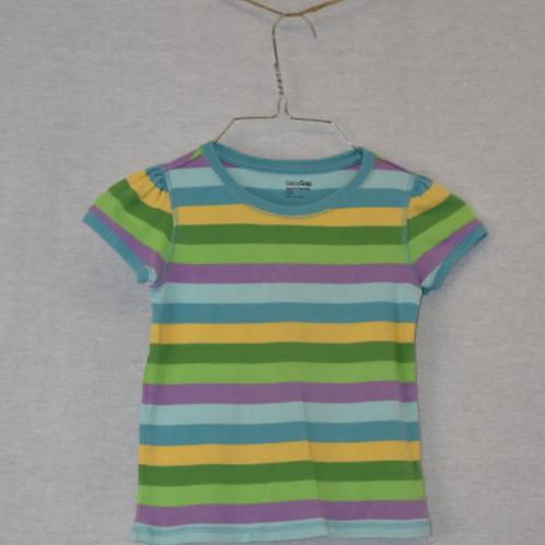 Girls Short Sleeve Shirt - Size 5 Years