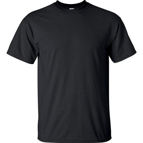 Adult Black T-Shirt
