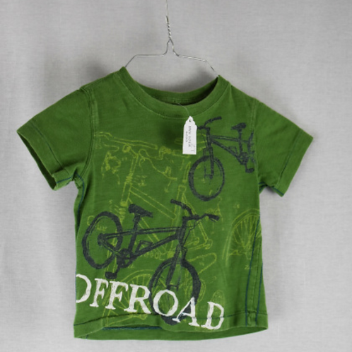 Boys Short Sleeve Shirt - Size 2T