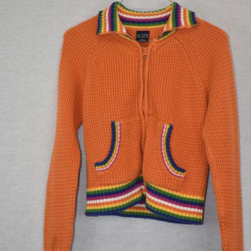 Girls Long Sleeve Shirt - Size L(10/12)