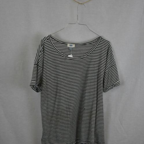 Woman's Short Sleeve Shirt - Size L