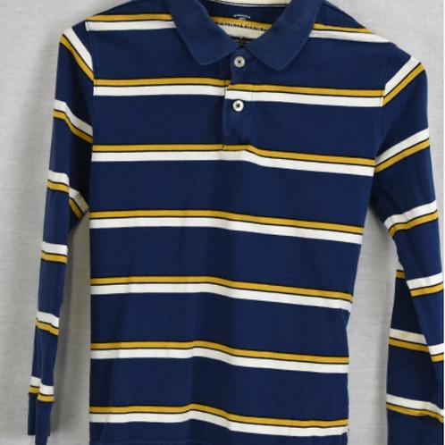Boys Long Sleeve Shirt, Size M (8)