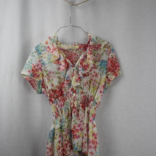 Women's Short Sleeve Shirt Size M