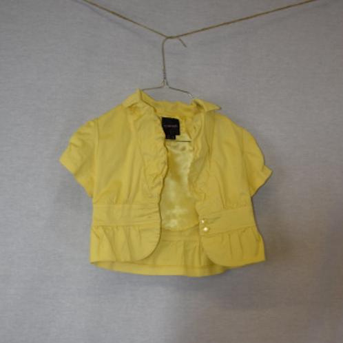 Girls Short Sleeve Shirt, Size M (8)