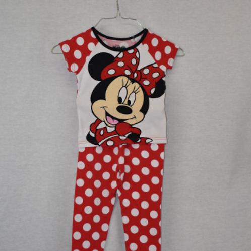 Girls Pajama Set - Size 4T